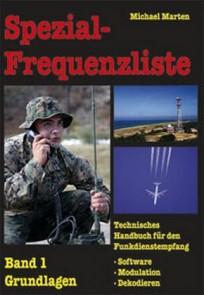 Spezial-Frequenzliste 2007/2008, Band 1