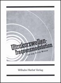 Ultrakurzwellen-Frequenzmodulation. Reprint