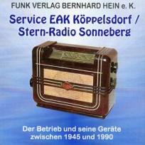 EAK Köppelsdorf / Stern-Radio Sonneberg Service-CD