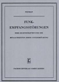 Funkempfangsstörungen. Reprint