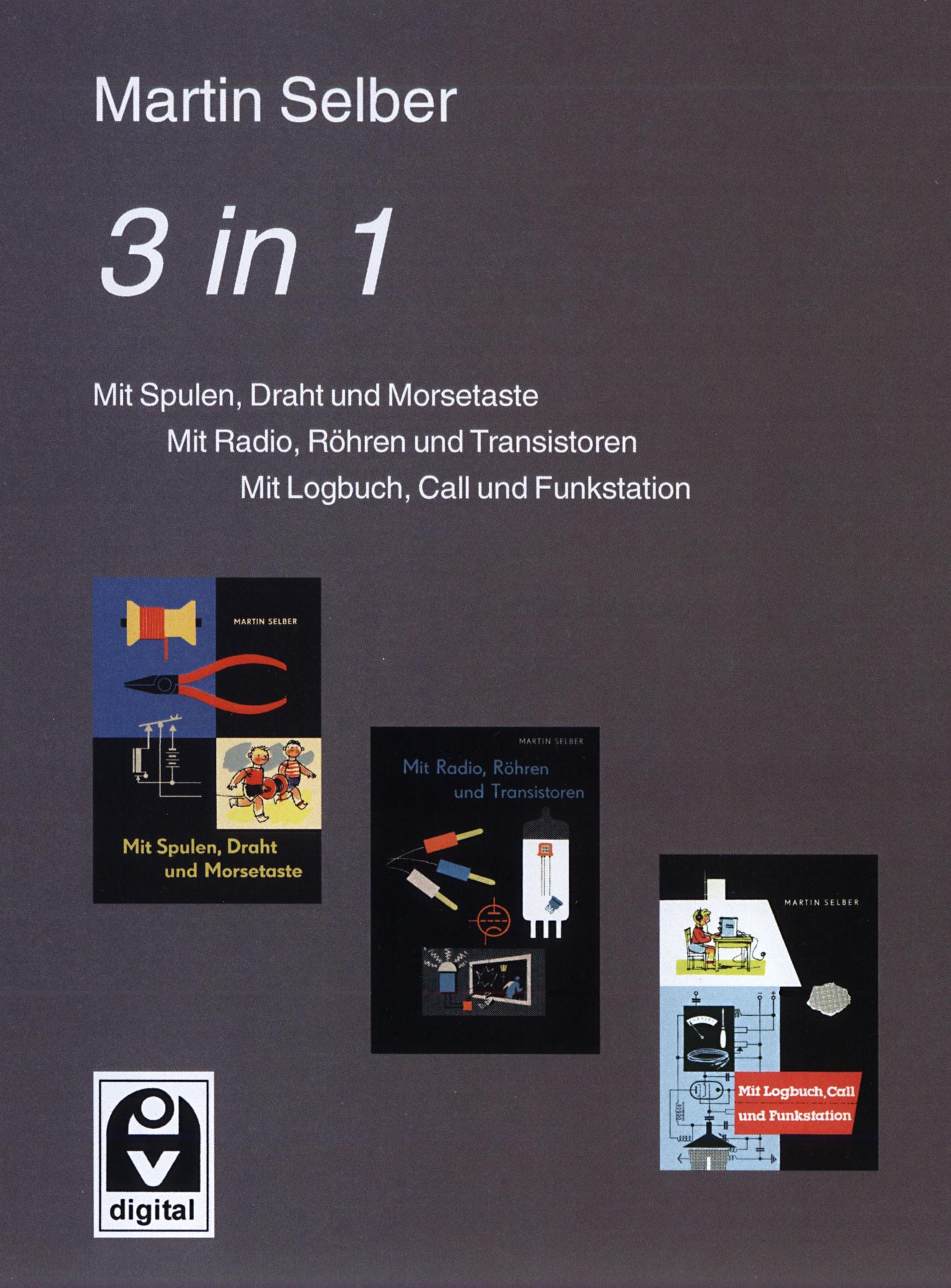3 in 1 - Selber | Radio-Fachbücher