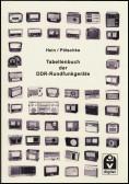 Tabellenbuch der DDR-Rundfunkgeräte