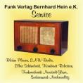 Blohm, EAW Treptow, Elbia, Funkmechanik, Kombinat Robotron, Sachsenwerk Service-CD