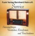 Autoradios, Verstärker, Kleinstfirmen der DDR Service-CD