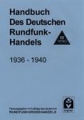 Handbuch des deutschen Rundfunkhandels 1936 - 1940