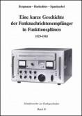 Eine kurze Geschichte der Funknachrichtenempfänger in Funktionsplänen, 1929-1983