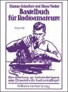 Bastelbuch für Radioamateure. Reprint