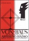 VOX-Haus Katalog 1926/1927